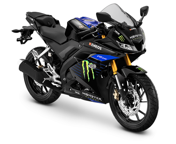 Promo Harga Cash / Kredit Motor Yamaha R15 GP Monster Energy