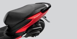 Big Comfortable Seat Yamaha Freego