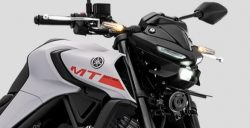 Fitur Yamaha MT-25 - MT Series Fuel Tank & Air Coop