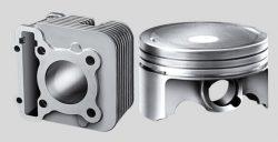 Forged Piston & DiAsil Cylinder Mio S