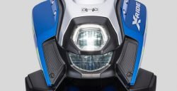 Lampu LED with DRL X-Ride