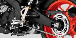 MT-15 Aluminium Swing Arm