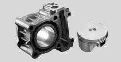 MT-15 DiAsil Cylinder & Forged Piston