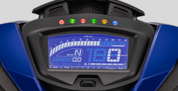 New Design Full LCD Speedometer MX King