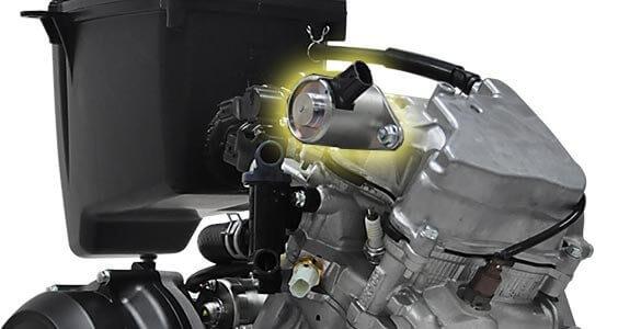R15 Engine 155cc LC4V with VVA