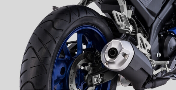 R15 Super Wide Tire