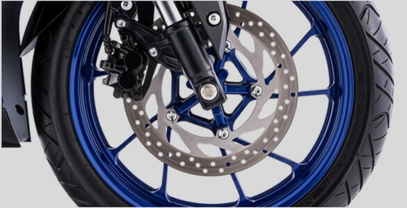 R15 Wide Diameter Front Disc Brake