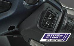 Smart Stop System Aerox 155 S-Version