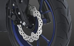 Wave-Type Disc Brake Aerox R-155