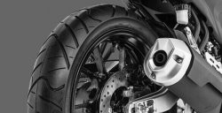 Wide Tubeless Tire Vixion R-155