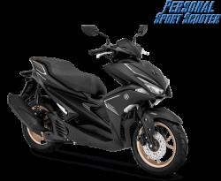 Harga Cash / Kredit Motor Yamaha Aerox 155 S-Version Murah