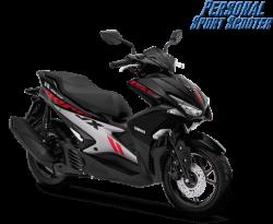 Promo Kredit Motor Yamaha Aerox 155 VVA DP Murah