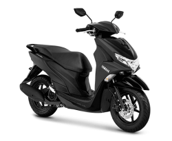 Harga Cash / Kredit Motor Yamaha Freego 125 STD Murah