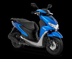Katalog Harga Motor Yamaha Freego 125 STD Terbaru