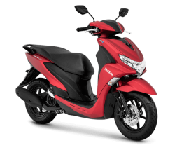 Promo DP - Cicilan Kredit Motor Yamaha Freego 125 S-Version Murah