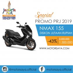 Promo PRJ Yamaha NMax Motorsaya