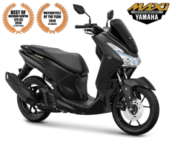 Harga Cash / Kredit Motor Yamaha Lexi 125 VVA Murah